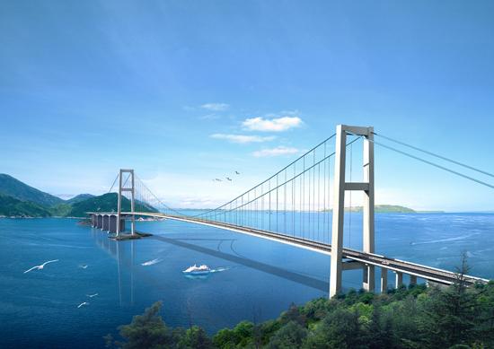 舟山到岱山有必要造桥么?